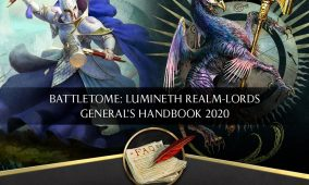 FAQs para Lumineth y General's handbook 2020