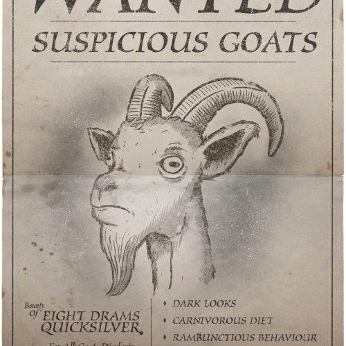 Se buscan cabras sospechosas