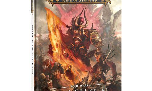 Wrath of the Everchosen será la nueva campaña de Caos contra Muerte