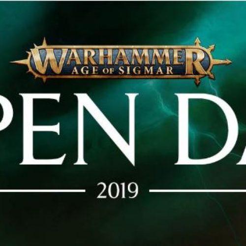 Warhammer Open Day 2019 [ACTUALIZADO 18:10]