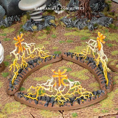 Lumineth realm-lords: Hechizos permanentes y filtraciones