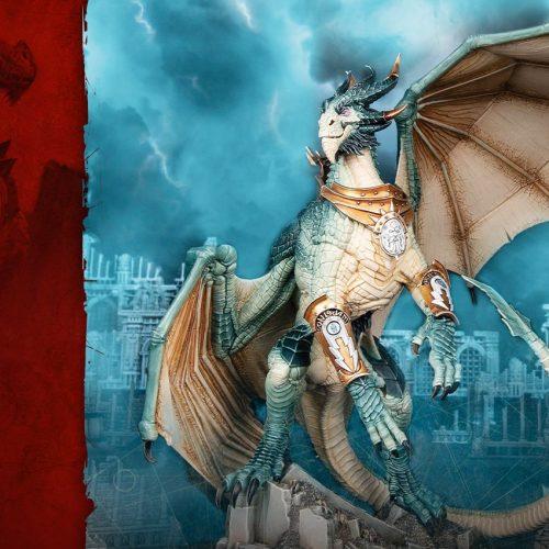 Los grandes dragones regresan a Age of Sigmar