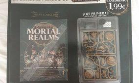 Desglose detallado del primer número de Warhammer Age of Sigmar Mortal Realms
