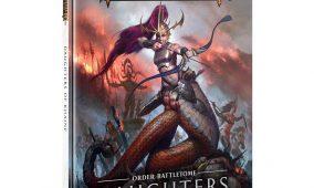 Battletome Daughters of Khaine: subfacciones