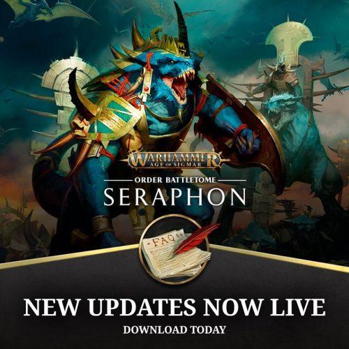 FAQS para Seraphon