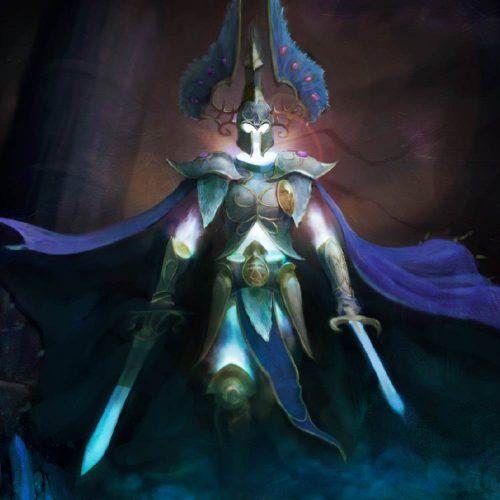 Avance de reglas para La Luz de Eltharion