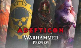 ¡Muchas novedades desde el Adepticon!