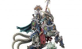 Comandantes de los Ossiarch Bonereapers
