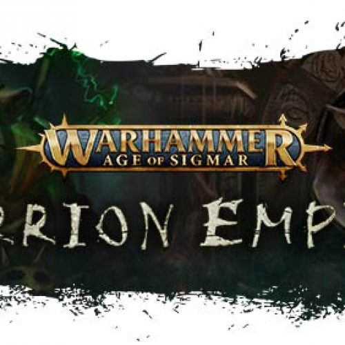 Carrion Empire: Las nuevas miniaturas