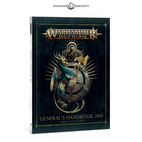 Próxima semana: ¡¡General's Handbook 2019!!