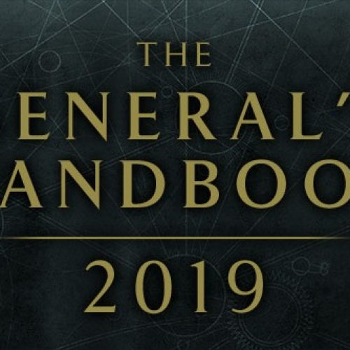 General's Handbook 2019: Juego narrativo
