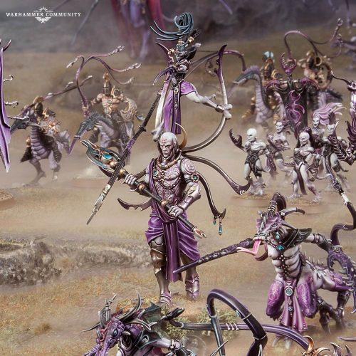 ¡Nuevos warscrolls para los Hedonitas de Slaanesh!
