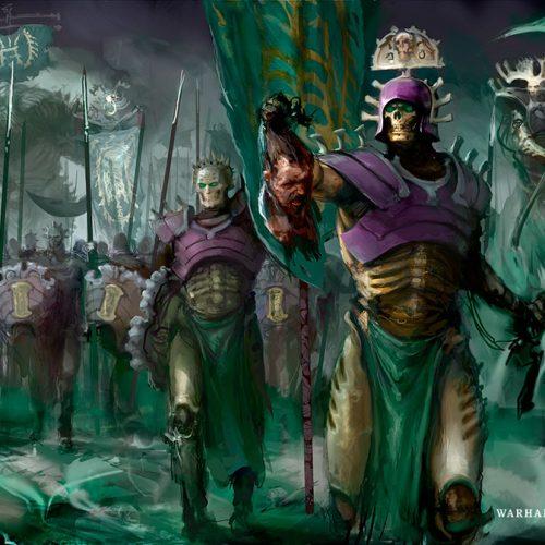 Ossiarch Bonereapers: El diezmo