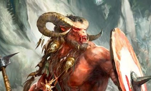 Podcast 5: Bestias del Caos, trasfondo y reglas