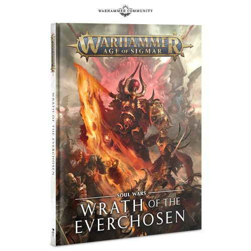 Próxima semana: Wrath of the Everchosen