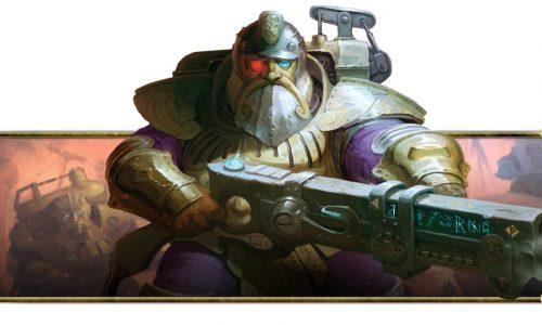Adelanto de las reglas para los Kharadron Overlords