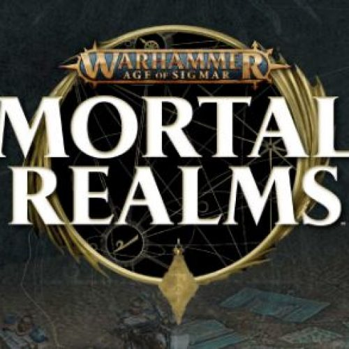 Coleccionable Mortal Realms en UK