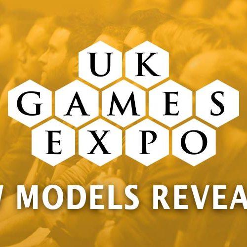 Novedades desde la UK Games Expo
