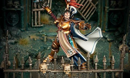 Ya a la venta el coleccionable Warhammer Mortal Realms