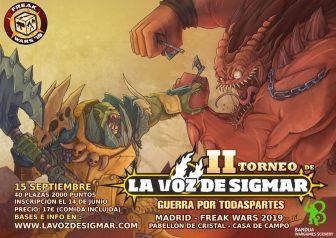 II Guerra por Todaspartes @ Freak Wars - Madrid | Madrid | Comunidad de Madrid | España