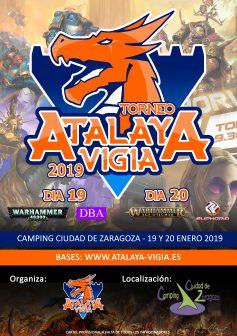 I Torneo AoS Atalaya Vigía @ Zaragoza | Zaragoza | Aragón | España