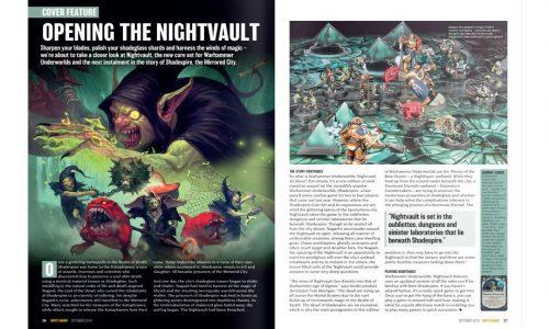 ¡Filtrada la banda de Grots de Nightvault!