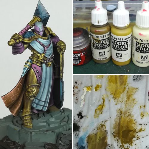 Pintando Age of Sigmar: Sequitor Prime