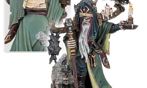 Warhammer Quest: Cursed city – Torgillius the Chamberlain