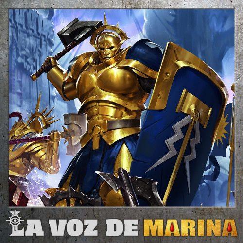 La Voz de Marina 4: Reseña de Tormenta de Guerra
