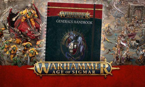 Adelanto de reglas del General's Handbook 2021
