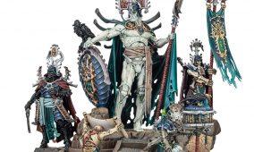 Próxima semana: Más Ossiarch Bonereapers y hobby