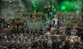 Ossiarch Bonereapers: Ejemplos de ejércitos