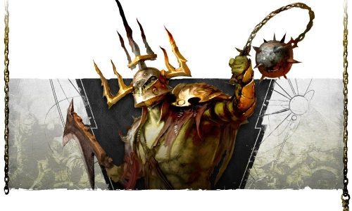 Adelanto de reglas de los Orruks de la caja Dominion y las habilidades de mando de AoS 3.0