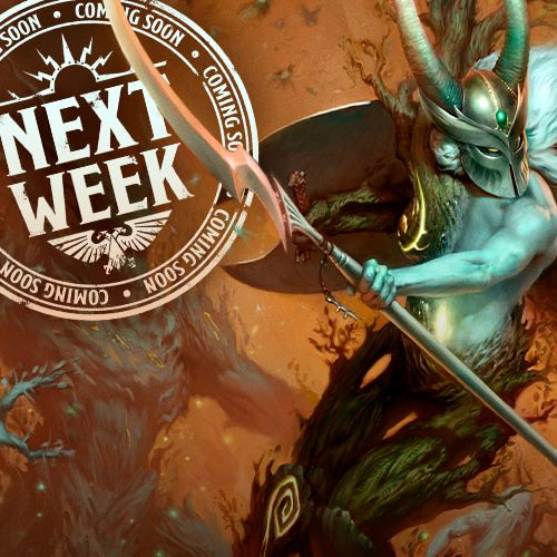 Próxima semana: ¡Sylvaneth!