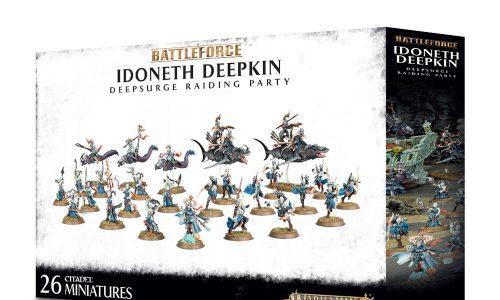 Las 4 cajas battleforce de ahorro navideño, en prepedido la próxima semana