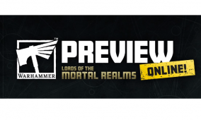 Preview online – Lords of the Mortal Realms
