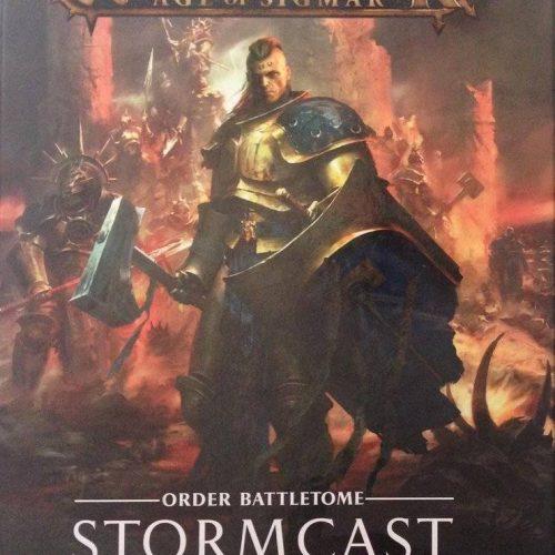 Imágenes del battletome Stormcast Eternals (Actualizado)