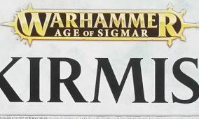 Vuelve Age of Sigmar: Skirmish!