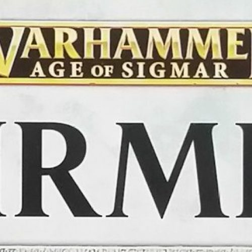 Vuelve Age of Sigmar: Skirmish!