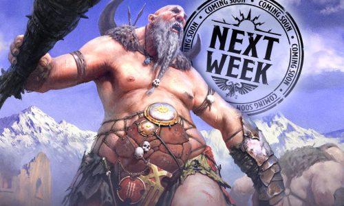 Próxima semana: Sons of Behemat