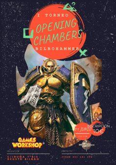 I Torneo AoS Open Chambers 2019 @ Asociación Bilbohammer | Bilbo | España
