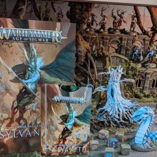 ¡Battletome: Sylvaneth a la vista!