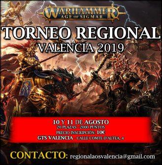 I Regional Valencia AoS @ Valencia | València | Comunidad Valenciana | España