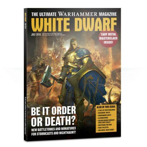 White Dwarf: Julio