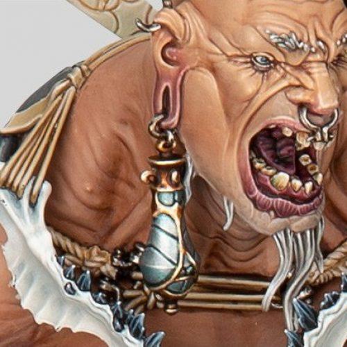 Mercenarios y artefactos de los Mega-Gargantes