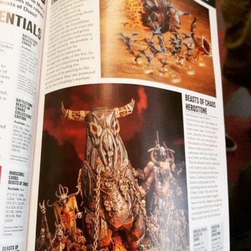 Battletome: Beasts of chaos en la WD de Setiembre! [ACTUALIZADO]