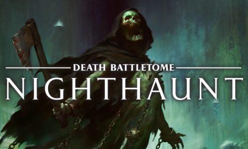 Posibles imágenes filtradas del battletome Nighthaunt!