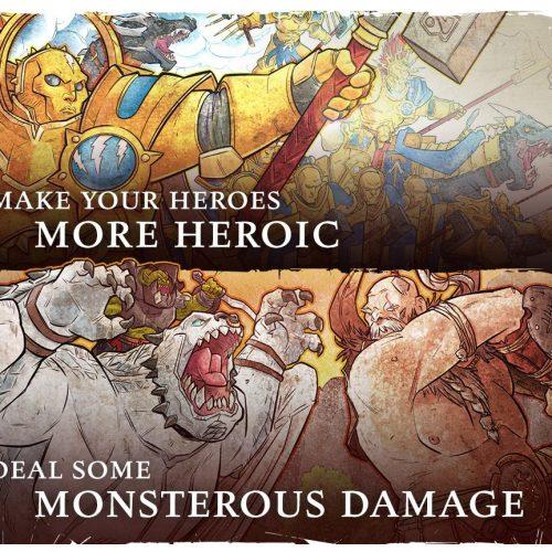 Acciones heroicas, puntos de mando y cargas monstruosas en el nuevo Age of Sigmar