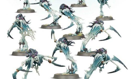 Desvelados los números 12 a 18 de Warhammer Mortal Realms de SALVAT