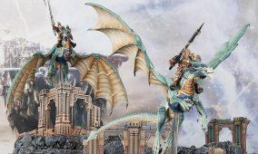 La Guardia Dracotormenta toma los cielos de los Reinos Mortales